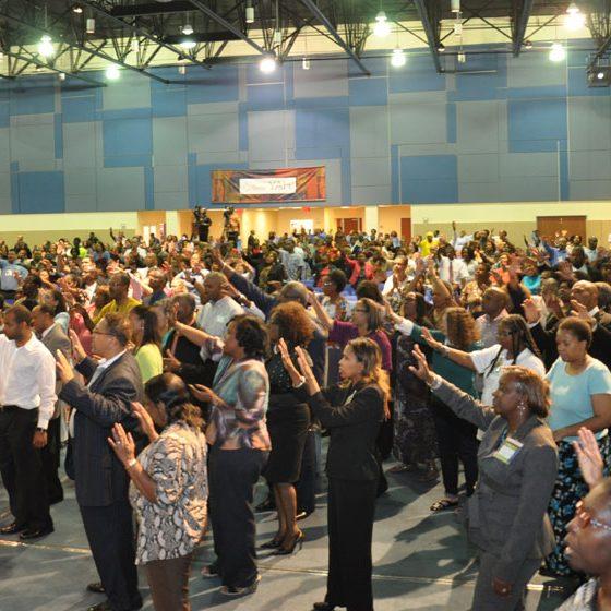 2012 Prayer Explosion