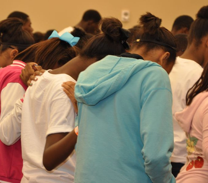 2012 Youth Prayer Explosion