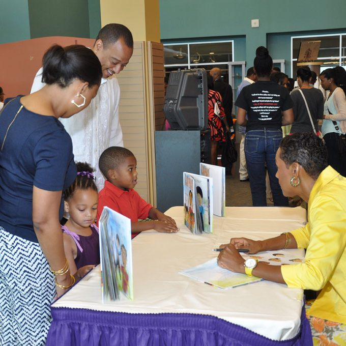 2013 I Can Pray Book Signing