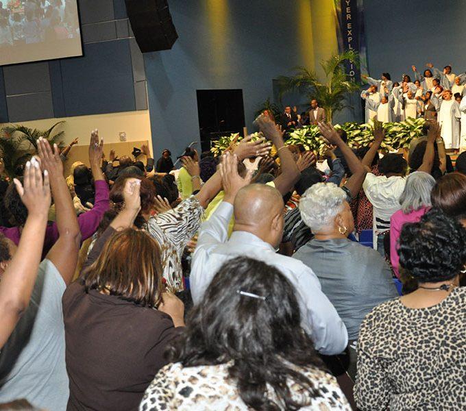 2015 Prayer Explosion