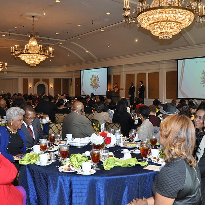 2015 Prayer Works Luncheon