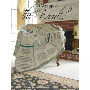 Wrapped in the Word Blanket