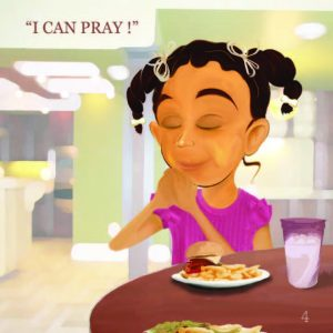 I Can Pray Children's Book