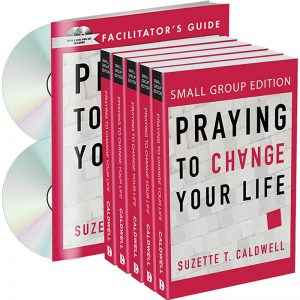 Small Group Curriculum Set For Prayer 101