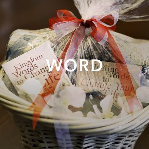 WORD GIFT BASKET