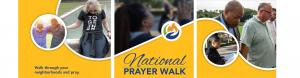 National Prayer Walk